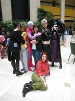 AWA 15 Wolf's Rain Group by DevilTheoryCosplay