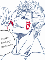 Grimmjow for blackstorm by DivineImmortality
