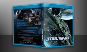 Star Wars - A new hope case preview by JamshedTreasurywala