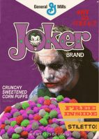 Why So Cereal by Hartter