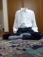 My Work clothes by iisao