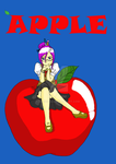 Apple by NijiUsagi