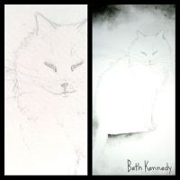 Sketch and early paint by CaptainBeth