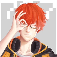 [Mystic Messenger] - 707 by jellification