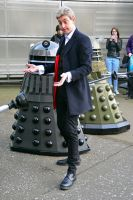 The Doctor and the Daleks (7) by masimage