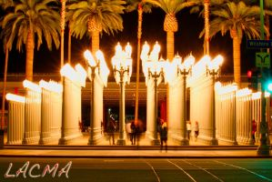 Lacma by WesHPhotography