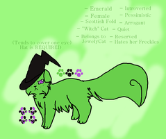 +OFFICIAL+ EMERALD REFERENCE 2013 by JewelyCat