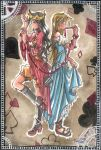alice and the queen by tatah-chan