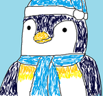 Penguin by happyblock4000