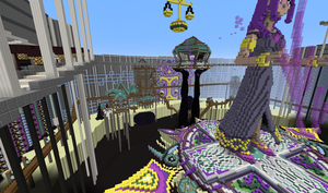 WIP Self-done Temple of Ianite 19 by 8bloodpetals