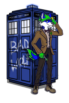 Dr. Kai Winters by Enigmatic-Wolf
