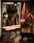 Silent Hill: Pyramid Head by allison-rose