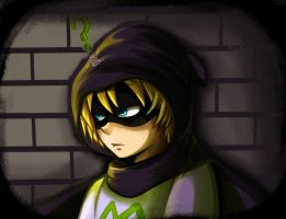 Mysterion Rises-South Park by Abakura