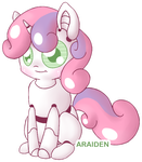 Sweetie Bot by araiden
