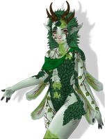 Tulgon Forest Pixie by Altmora