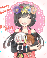 Happy Birthday Hiyori! by bun-mi