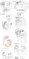 Collab dump with Jack the shade 02 by LiLaiRa