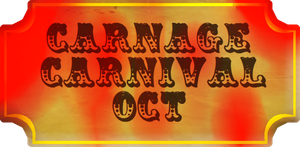 Carnage Carnival OCT Logo by MrPr1993
