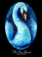 The Ice Swan by laluna