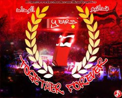 7 Seven Years Winners wydad by hichamhcm