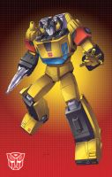 Sunstreaker by Dan-the-artguy