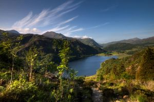 Llyn Dinas by CharmingPhotography