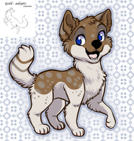 Pup adopt closed by gold-adopts