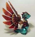 STEAMPUNK DRAGON 2 by Priscillascreations
