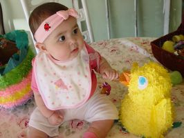 Easter Baby by CKing