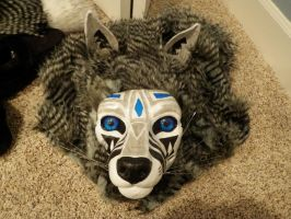 """""""Feather"""" Costume Head by ARegnant"""