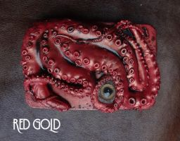 Octo buckle red by missmonster