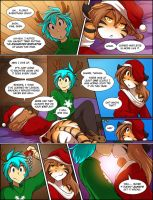 Mistletoe 2016 by Twokinds