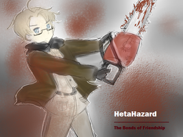 HetaHazard Demo Game ( Link In Description ) by PrussiaOtaku