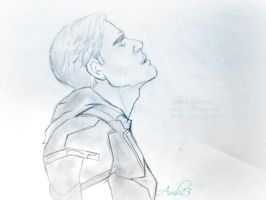 A winter soldier by AreLei