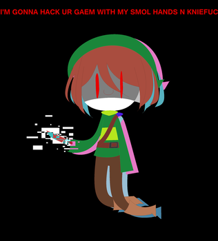 If Chara Was Ben by Soursopful