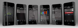 iOS4 iInstruct app UI design by mrlash