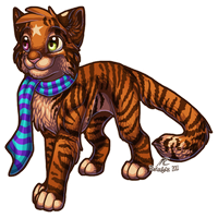 PC - Gingerflight by therougecat