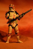 Commander Cody Cosplay at The NSC (16) by masimage