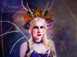 The Fairy lady by annemaria48