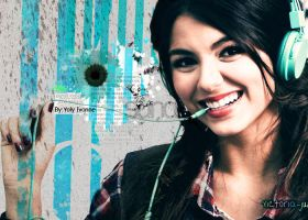 Victoria Justice 3 by Sweet-Tizdale