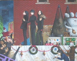 The Christmas Parade by kolaboy