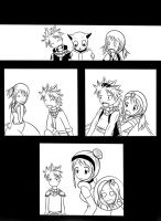 Nalu: Happy's Fairy Tales by xmizuwaterx