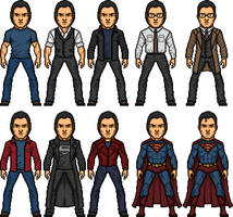 Smallville's Superman by MicroManED