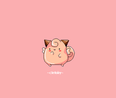 clefairy 035 by juenavei