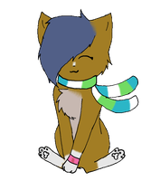 Hope scarf animation :GIFT: by TheEditCat