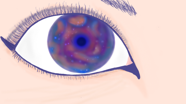Supernova Eye by crazykidsteveo