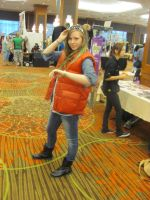Animefest '12 -  Marty McFly by TexConChaser