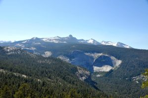 Another View from Half-Dome by AndySerrano