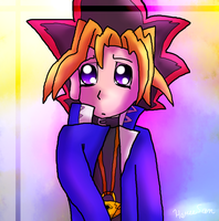 Little Yuugi by GameKing-Yuugi