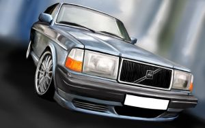 Volvo 240 by BoyGTO